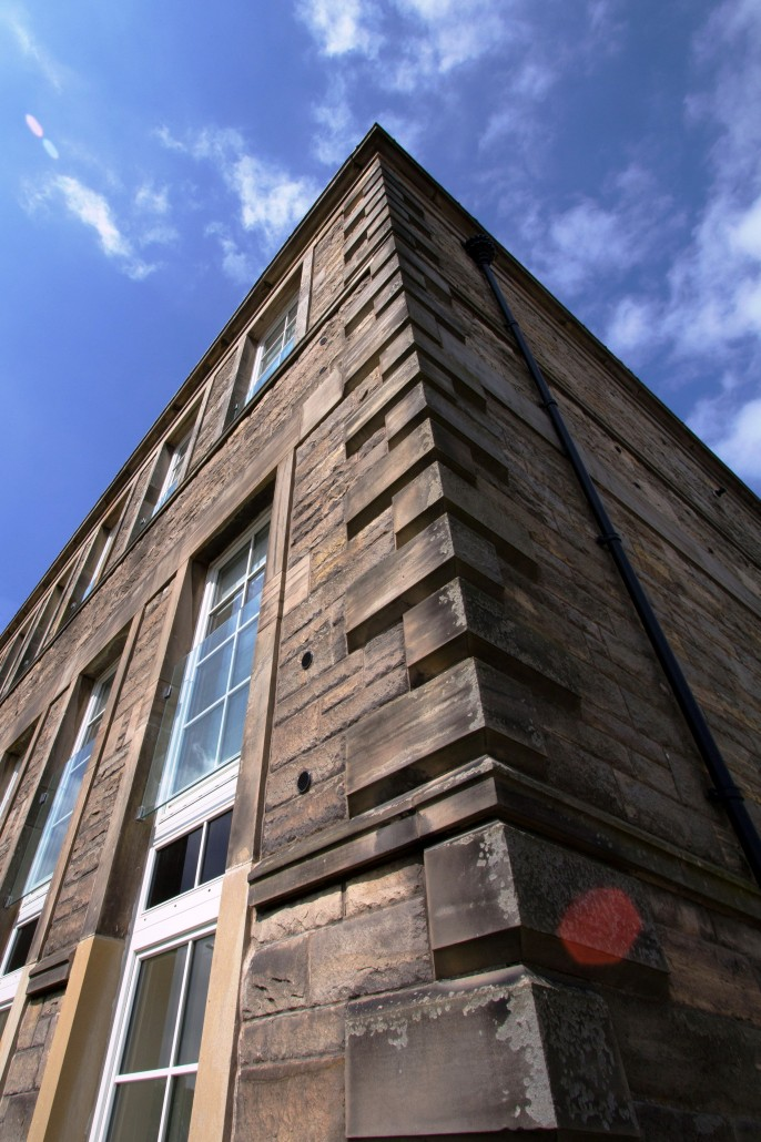 Oliver Amp Robb Architects Affordable Housing Cupar